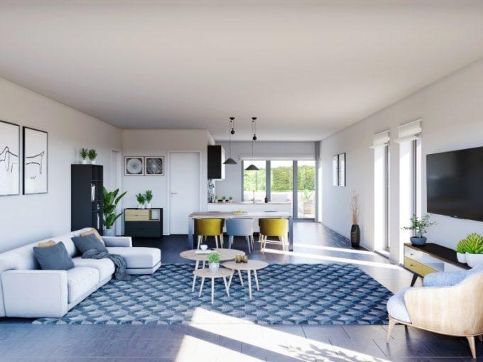 Spa – Luxury apartment overlooking the Warfaaz lake