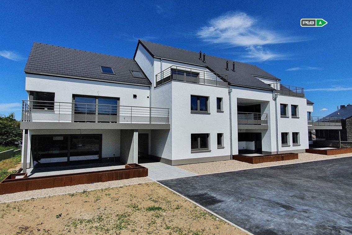 Lierneux – Appartement 2 chambres – 84 m²