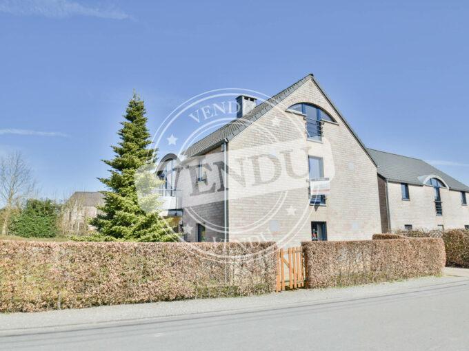 Sart-Lez-Spa – Splendide duplex 3 chambres de 132 m² avec terrasse